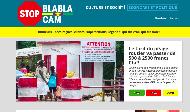 stopblablacam website