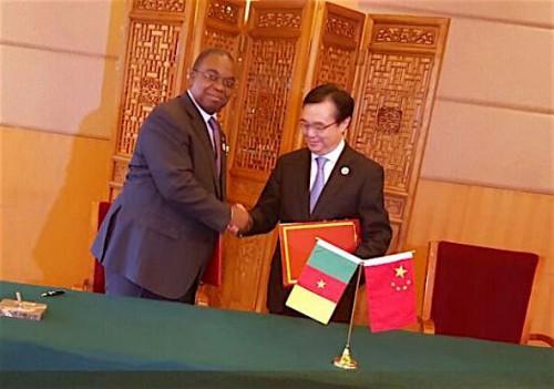 Barrage de Bini Warak, port de Kribi…: la Chine octroie 280 milliards de FCFA au Cameroun
