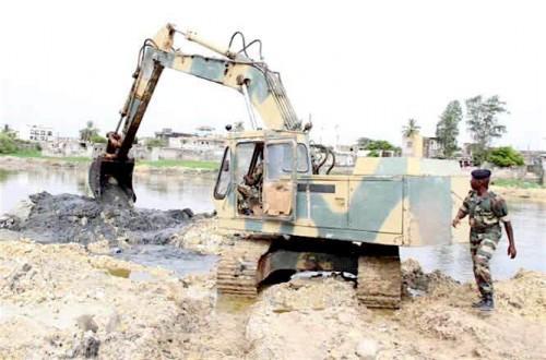 Cameroun : La Banque mondiale confie à l'armée la construction d'une route de 205 Km ouvrant sur le Nigeria et le Tchad