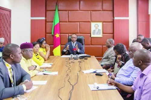 Камерундық ШОБ орталығындағы стартаптарды қаржыландыру осы 11 желтоқсан 2019