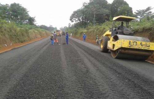 Le Chinois China Road & Bridge Corp décroche un contrat de 8,6 milliards de FCfa pour des travaux routiers à Douala