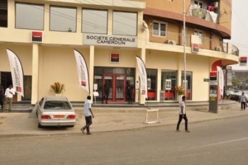 Société Générale Cameroun, 2e banque derrière Afrilanden 2015