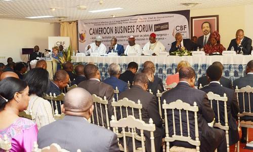 La 10è édition du Cameroon Business Forum, plateforme d'échanges entre le secteur public et privé, s'ouvre le 18 mars