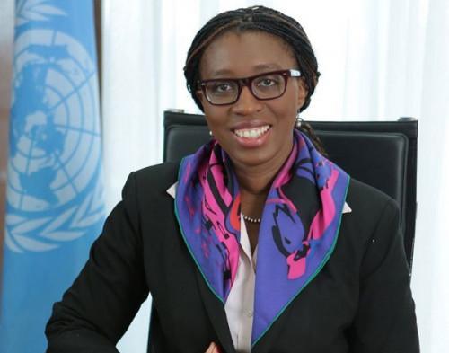 Visita all'ovile di Vera Songwe, camerunense che presiede i destini della Commissione economica per l'Africa delle Nazioni Unite