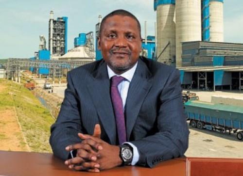 Dangote Cement est le «partenaire spécial» de la 1ère édition du Nigeria-Cameroon Exhibition à Yaoundé