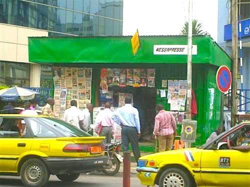 Cameroun : Messapresse accroit son chiffre d'affaires sur la vente des journaux locaux et des livres