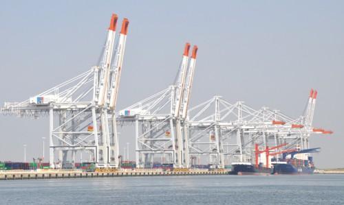 Eximbank Chine va prêter 390 milliards de FCFA au Cameroun pour la phase 2 du port en eau profonde de Kribi