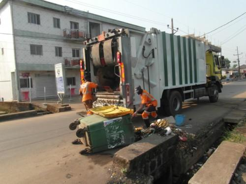 Tensions de trésorerie chez Hysacam, qui peine à assurer le ramassage des ordures dans la capitale camerounaise
