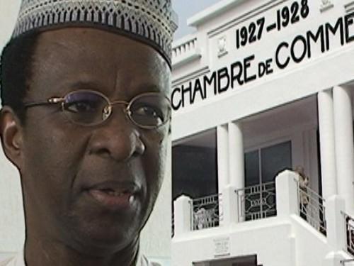 Christophe eken conserve son fauteuil de pr sident de la for Chambre de commerce du cameroun