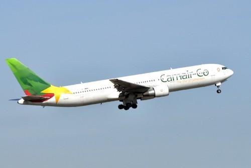 Cameroun : le Boeing 737 de Camair Co toujours immobilisé en Afrique du Sud, pour «défaut de paiement»