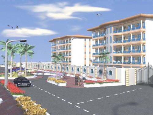 Un projet de construction de 10 000 logements sociaux dans for Projet de construction