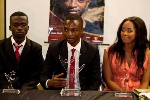 Le prix Anzisha 2015 récompensant les jeunes entrepreneurs africains, officiellement lancée au Cameroun