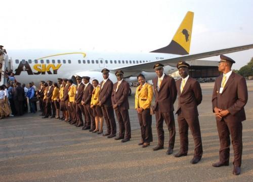 Percées de Brussels Airlines, Ceiba International  et Asky Airlines dans le ciel camerounais en 2013