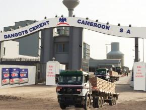 le-premier-ministre-camerounais-inaugure-la-cimenterie-dangote-de-douala-ce-27-août-2015