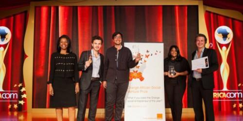 Une start-up camerounaise lauréate du Prix Orange de l'entrepreneur social en Afrique 2015