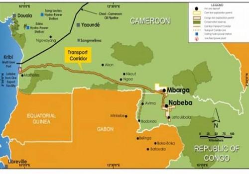 Deux entreprises chinoise et européenne short-listées pour les infrastructures du projet de fer de Mbalam-Nabeba