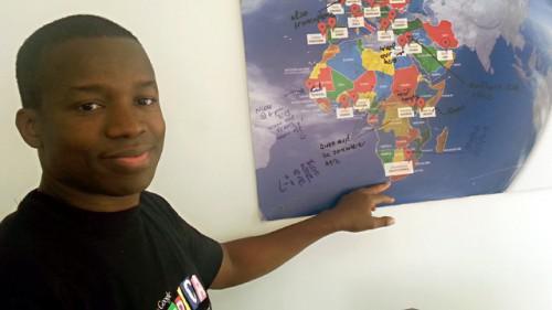Tidjane Deme, directeur chez Google, voit dans le Cameroun un champion potentiel de l'internet