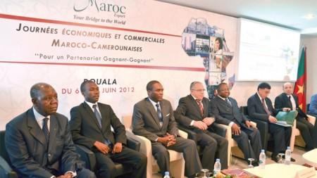 1500 rendez vous d affaires avec des op rateurs et for Chambre de commerce du cameroun