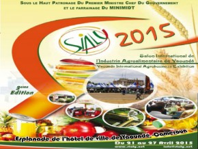 le-cameroun-abrite-la-3ème-édition-du-salon-international-de-l'industrie-agro-alimentaire-du-21-au-27-avril-2015-à-yaoundé
