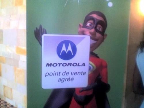 Ringo s'allie à Motorola et Vertex pour les communications en groupe