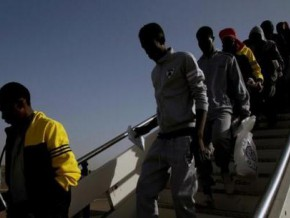 le-gouvernement-fait-rapatrier-250-migrants-camerounais-en-situation-difficile-en-libye