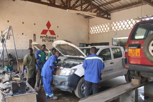 Au Cameroun, 89 entreprises sur 100 opèrent dans le secteur tertiaire