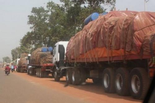 Pour cause de Covid-19, la Centrafrique interdit l'accès à son territoire aux transporteurs routiers camerounais