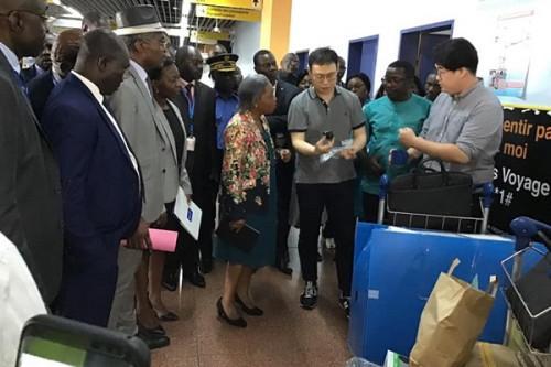 Camerún instala cámaras térmicas en los aeropuertos para prevenir la epidemia de coronavirus en China