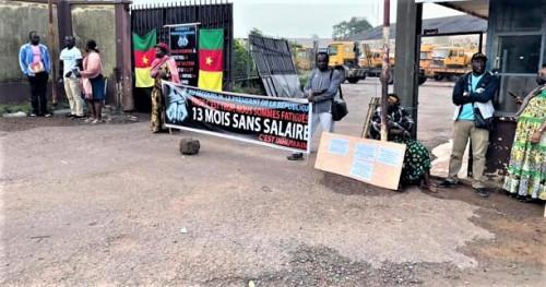 Les employés du Matgénie, le mastodonte public du BTP au Cameroun, cumulent plus d'un an de salaires impayés