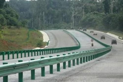 Le coût global de l'autoroute Edéa-Kribi (92 km) évalué à 512 milliards de FCFA