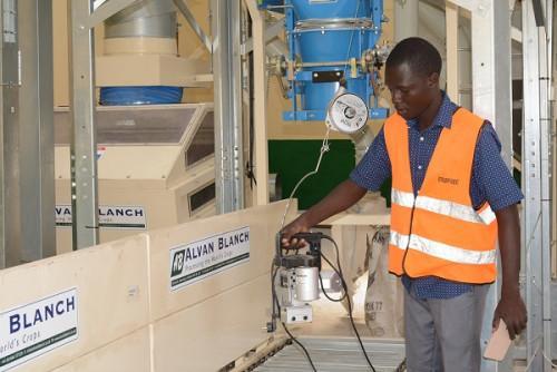 Une unité de décorticage de céréales, de plus d'un demi-milliard de FCFA, inaugurée à l'Extrême-Nord du Cameroun