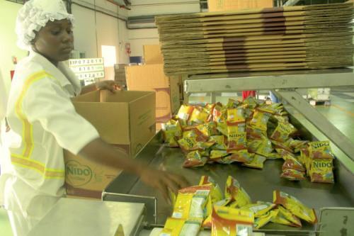 Nestl cameroun investit 2 7 milliards fcfa dans une for Ouvrir excel dans une nouvelle fenetre