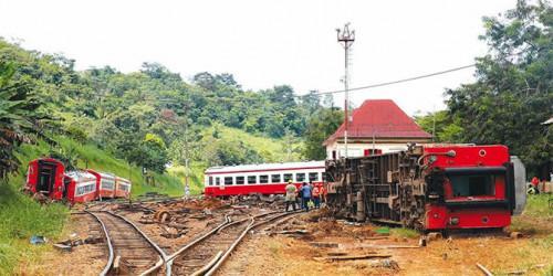 Catastrophe d'Eséka : selon l'expert de Camrail, la surcharge du train n'a pas pu être à l'origine de l'accident du 21 octobre 2016, au Cameroun