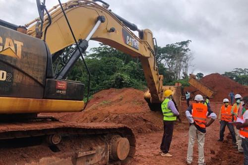 Depuis 2019, le secteur du BTP au Cameroun s'essouffle, en raison de la fin des grands chantiers d'infrastructures