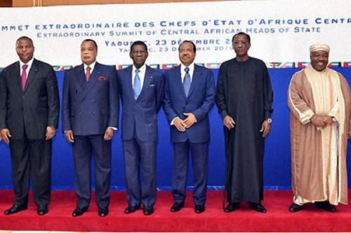 Réforme du FCFA, Boko Haram, libre circulation… au menu du sommet extraordinaire de la Cemac à Yaoundé