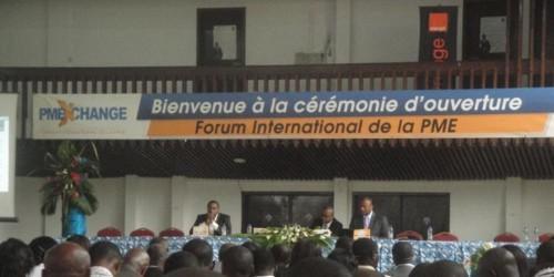 Cameroun la 4 me dition de pmexchange le salon des pme for Salon des pme