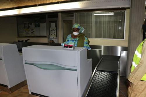 Uwanja wa ndege wa kimataifa wa Garoua sasa una vifaa vya kupumzika vya smart boarding