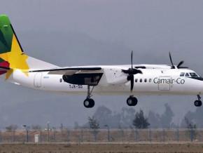 un-avion-de-camair-co-essuie-des-coups-de-feu-au-cours-d-un-atterrissage-a-bamenda