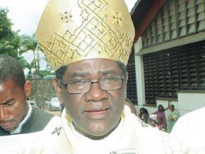 l-archeveque-de-yaounde-accuse-cena-invest-filiale-d-afriland-first-bank-d-avoir-ruine-l-archidiocese