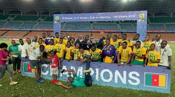 les-lions-indomptables-du-cameroun-de-moins-de-17-ans-sacres-champions-d-afrique-de-football-2019