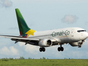 le-transporteur-aerien-camair-co-inaugure-son-partenariat-avec-canon-sportif-de-yaounde-par-un-couac