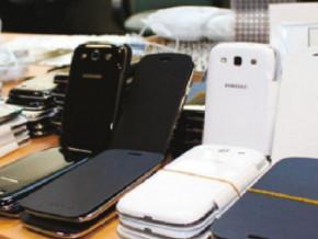 une-cargaison-de-telephones-portables-de-contrebande-saisie-dans-la-ville-de-ngaoundere