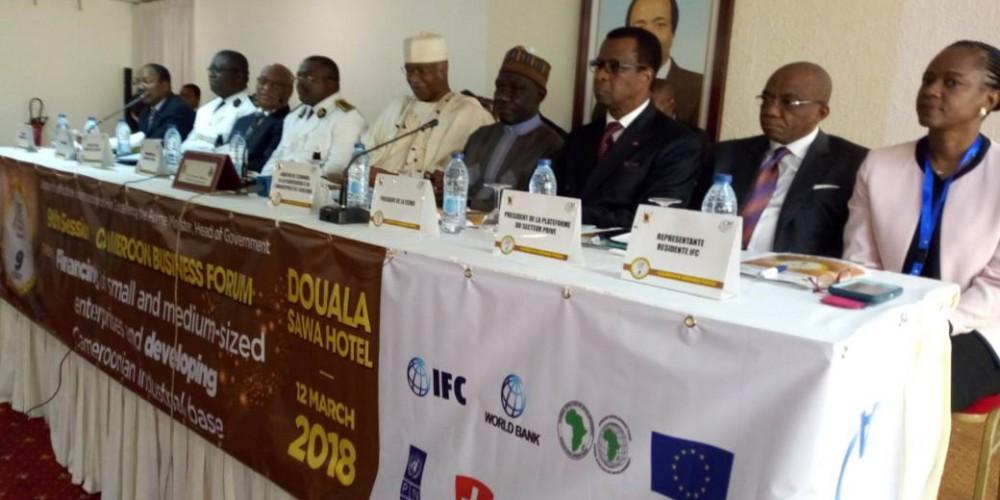 les-secteurs-public-et-prive-retiennent-23-resolutions-pour-ameliorer-le-climat-des-affaires-au-cameroun-en-2018