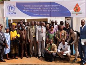 le-credit-du-sahel-et-le-hcr-s-associent-pour-autonomiser-et-financer-2500-refugies-au-cameroun